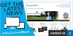 Graeme Bell East Kilbride PGA Professional