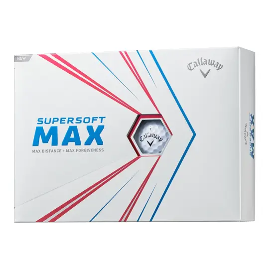 Callaway Supersoft MAX Golf Balls