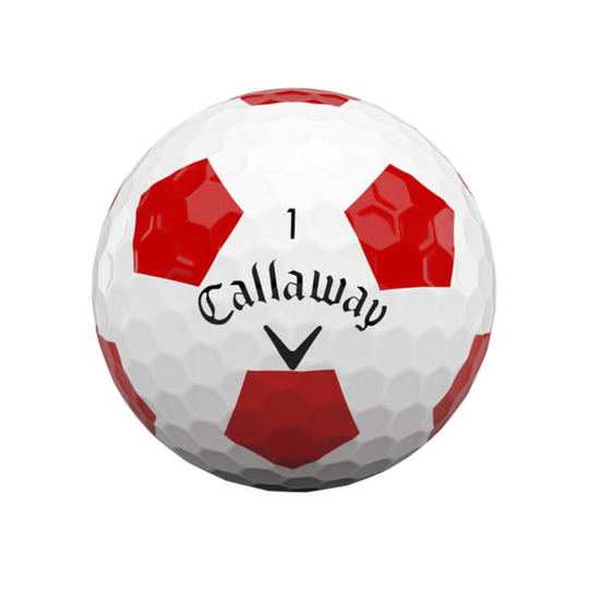 Callaway Chrome Soft Truvis Golf Ball (2020)